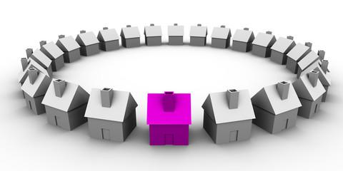 House Real Estate Market