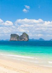 Serene Waters White Sand