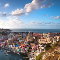 Insel Procida - Italien