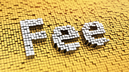 Pixelated Fee