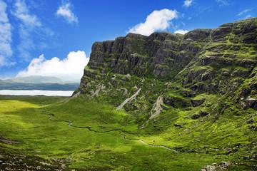 """Schottland, """"Cattle Pass"""""""