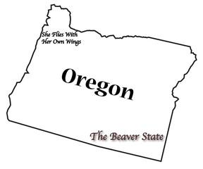 Oregon State Motto and Slogan