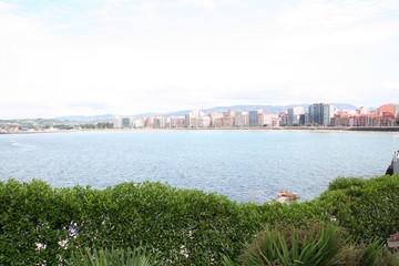 Playa San Lorenzo - Gijón