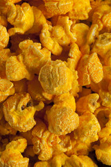 Homemade Cheddar Cheese Popcorn