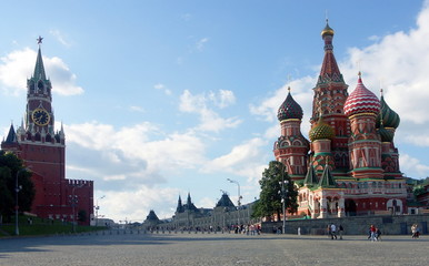 kremlin red square