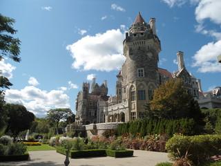 Castle Casa Loma in Toronto.