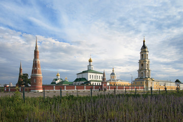 Golutvin Monastery of Kolomna, Russia