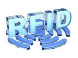 RFID technology sign