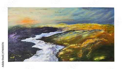 Plakat Landscape Painting
