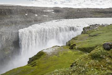 Dettifoss waterfall, Vatnajokull National Park, Iceland