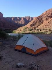 colorado river camping