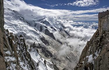 Monte Bianco - Aiguille du Midi