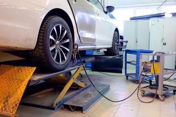 repair garage