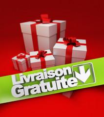Present, Livraison gratuite