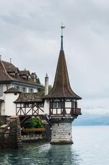 Oberhofen Castle tower