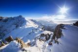 Tatra mountains in snowy winter time, Kasprowy Wierch, Poland - 74647976