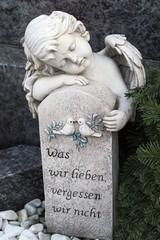 Engelchen mit Text