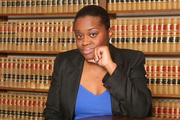 African American Woman Lawyer