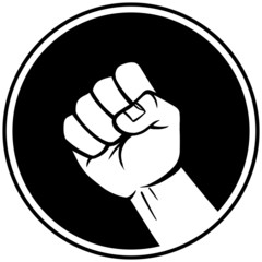 Angry Fist Insignia