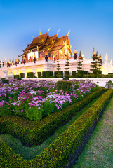 best of beautiful architect temple in Chiangmai