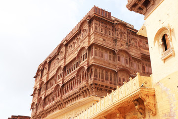 Magical Mehrangarh Fort, Jodhpur, Rajasthan,india