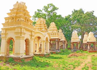 maharaja's monument and tomb mysore karnataka india