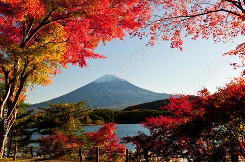 Plexiglas Japan Mt Fuji