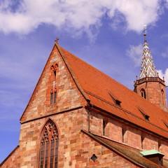 Münster Unser Lieben Frau inVILLINGEN ( Schwarzwald )