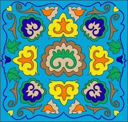 татарские орнаменты