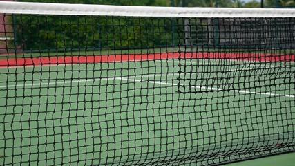 Tennis Balls. Slow Motion.