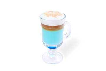 Coffee with liqueur