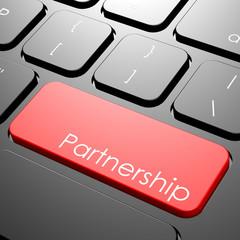 Partnership keyboard
