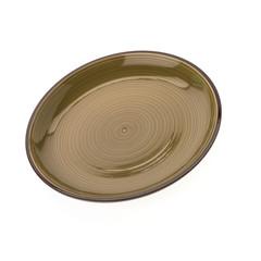 Empty dish plate
