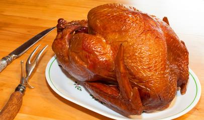 Golden turkey