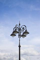 Streetlight of the 19th century