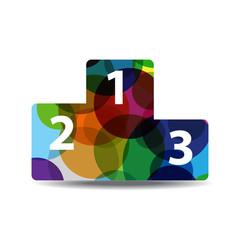 Score Board Colorful Vector Icon Design