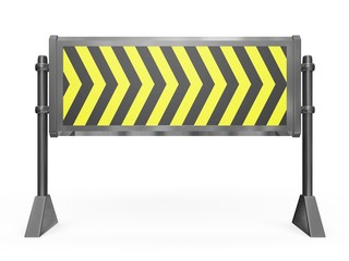 Road Block Barrier