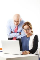 Teamwork with computer