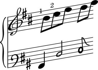 DEPART MUSICAL