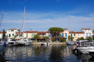 Port Grimaud, Costa Azzurra, Francia