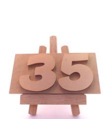 番号・35