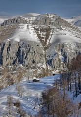 Montañas pasiegas. Cantabria.