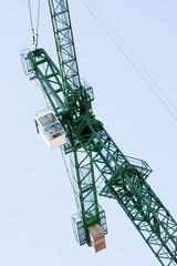 Vertical crane detailed