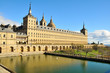 Obrazy na płótnie, fototapety, zdjęcia, fotoobrazy drukowane : Monasterio de San Lorenzo del Escorial Madrid España
