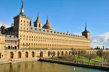 Monasterio de San Lorenzo del Escorial Madrid España