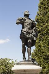 Памятник Гарсиласо де ла Веге. Толедо