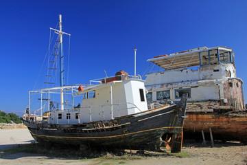 altes schiff