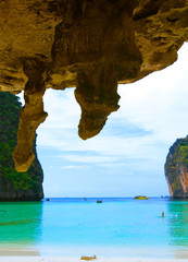 Exotic Beach Day Dream