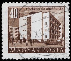 Budapest Building
