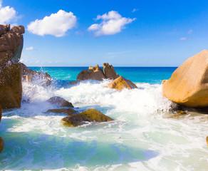 Beach Summer Seascape